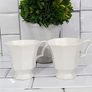 Lot of 2 Cups NIKKO CLASSIC COLLECTION Made in Jap